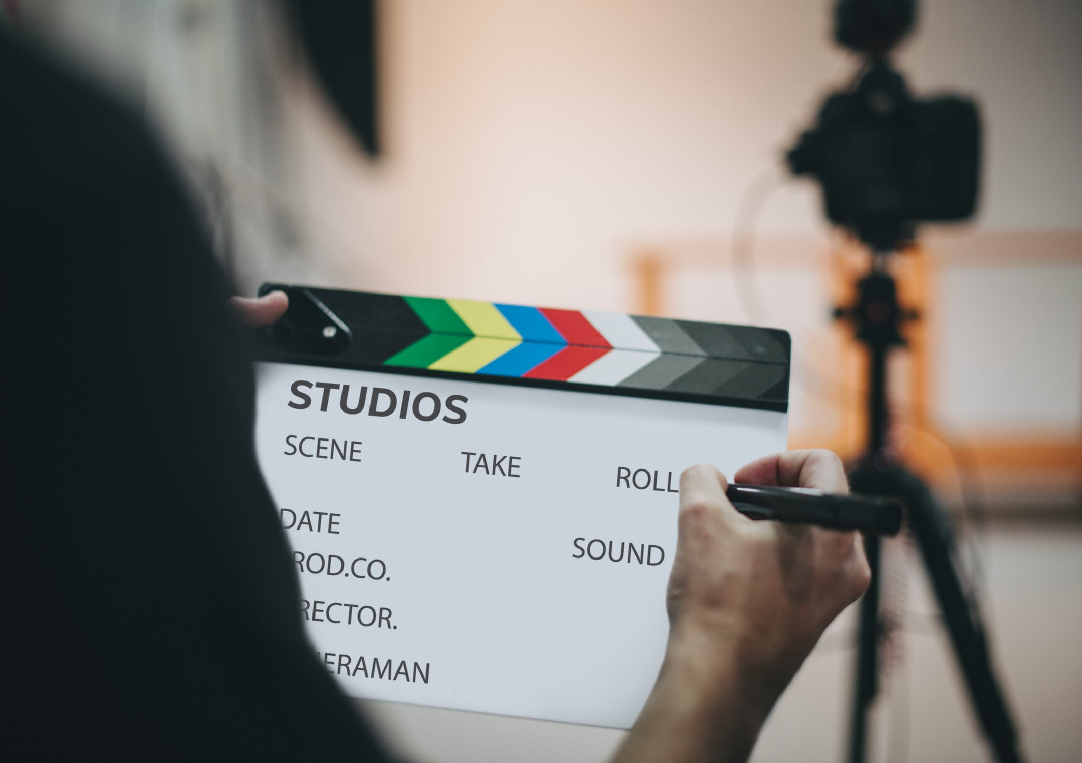 Networking in the film industry
