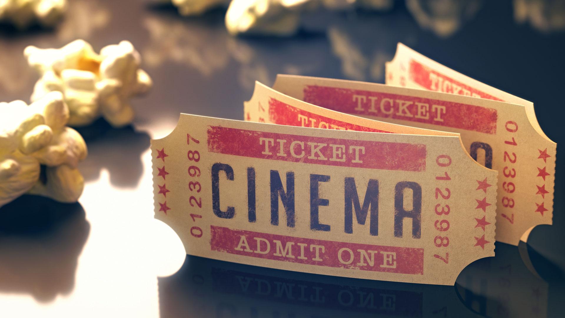 Attending a film festival